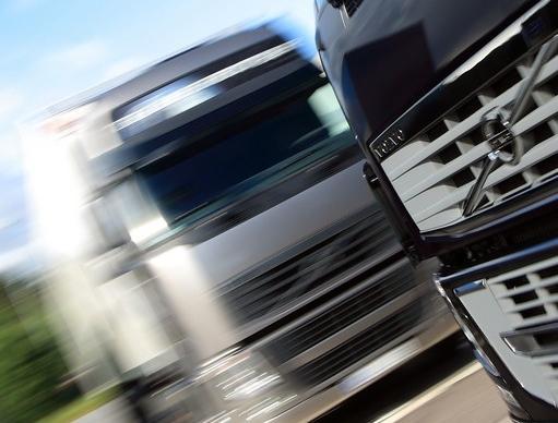 Volvo lieferte 8238 Lkw aus