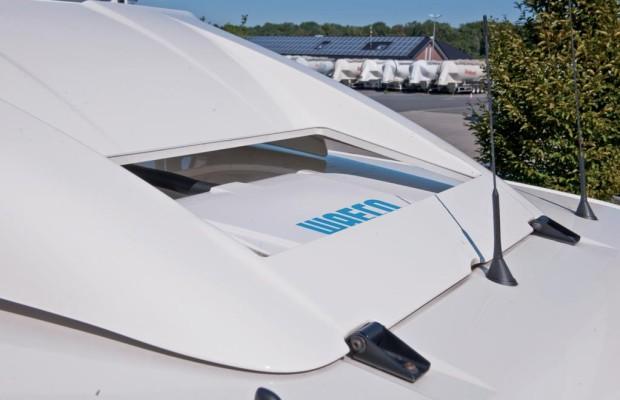 Waeco mit ultraflacher Lkw-Klimaanlage