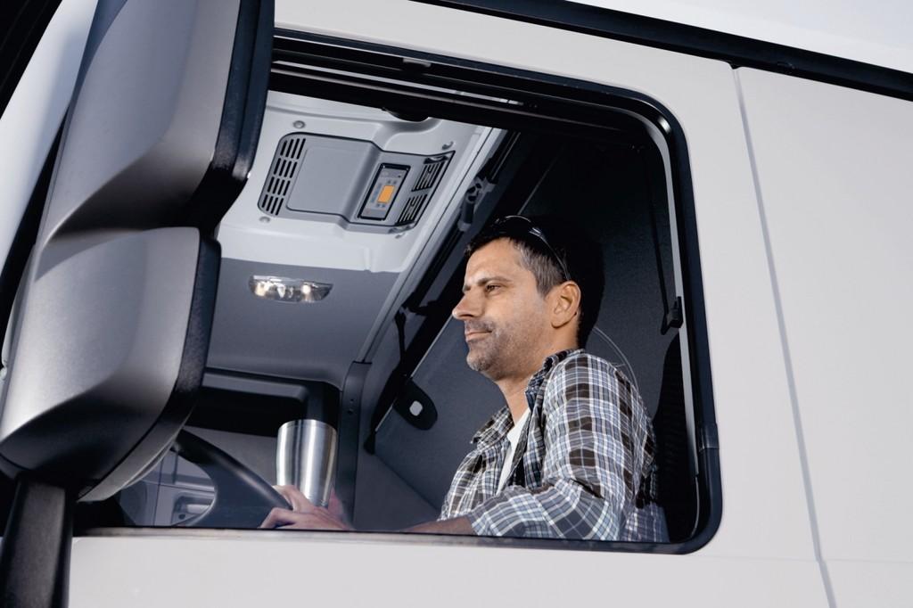Webasto bietet neue Lkw-Standklimaanlage an