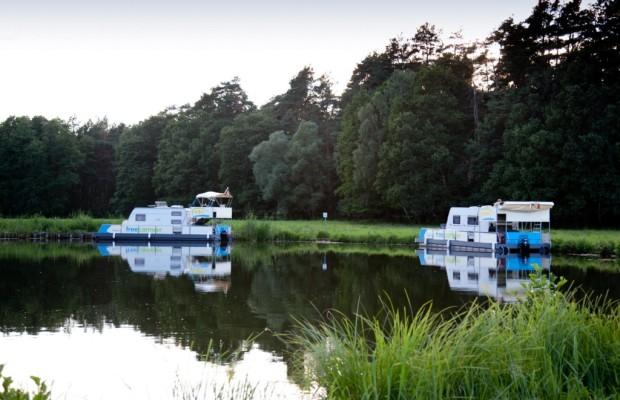 WoMo-freecamper-Taufe an der Havel