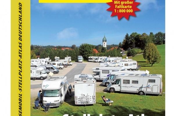 auto.de-Buchtipp - promobil Stellplatz-Atlas Deutschland: Parkplatz-Stopp bis Komfort-Camping