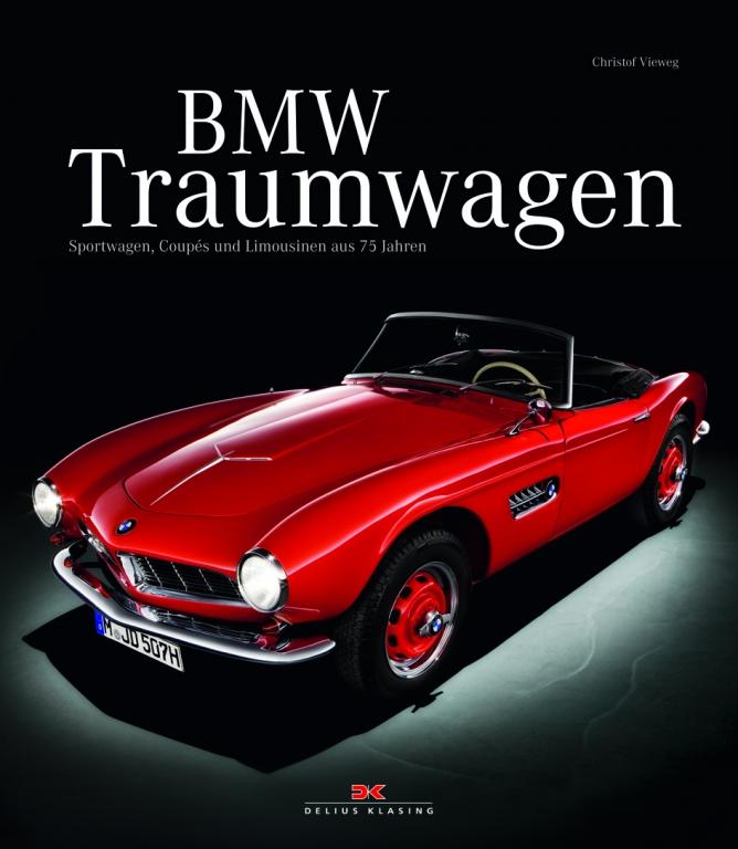 auto.de-Oster-Gewinnspiel: BMW Traumwagen - Sportwagen, Coupés und Limousinen aus 75 Jahren