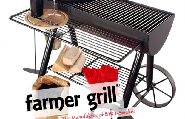 auto.de-Oster-Gewinnspiel: Eröffnen Sie die Grillsaison – Profigrill von Farmer Grill und BBQ Soßen von Heinz