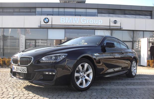 xDrive nun auch im 640d: Allrad setzt bei BMW ebenso dynamische Akzente