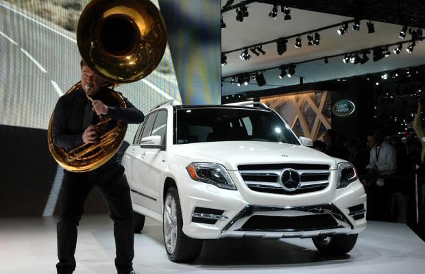 ''Da ist auch 'G' drin'': Mercedes lässt modellgepflegten GLK Ende Juni starten