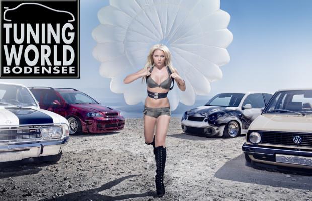 Über 1000 Autos bei der Tuning World Bodensee 2012