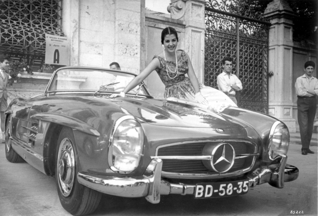 60 Jahre Mercedes-Benz SL: Besser als Aktien