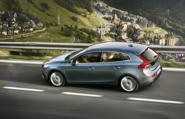 AMI 2012: Volvo V40 - Deutschland-Debüt auf der AMI