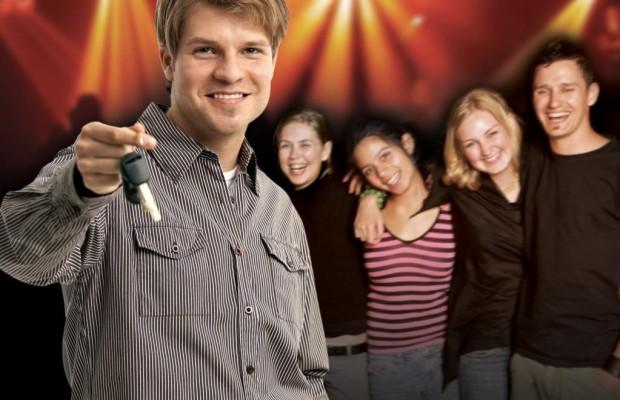 Aktion ''Geklärt, wer fährt!'' gegen Alkohol am Steuer