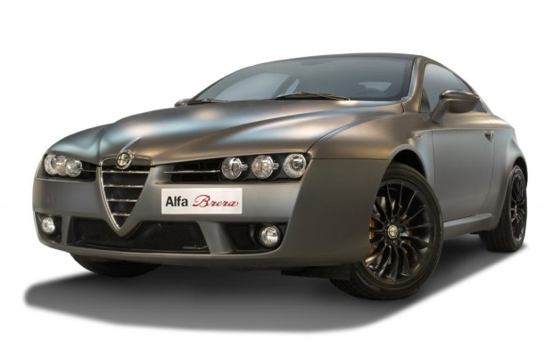 Alfa Romeo Brera und Spider als