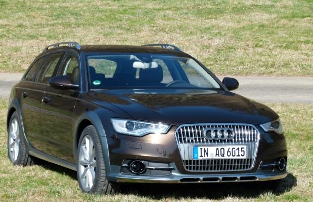 Audi A6 allroad quattro: Klanggewaltiger V6-Sound mit 313 PS