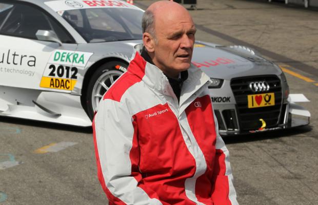 Audi-Sportchef Ullrich: DTM mit Chance auf die beste Tourenwagenserie der Welt