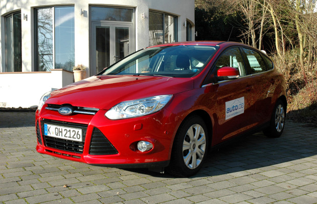 Auto im Alltag: Ford Focus