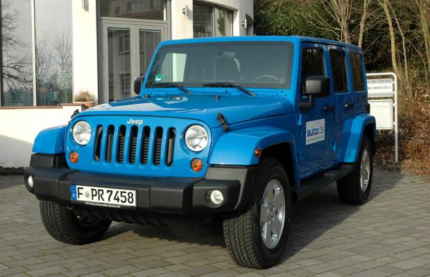 Auto im Alltag: Jeep Wrangler