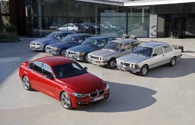 BMW Dreier: Produktionsbeginn aller marktspezifischen Varianten