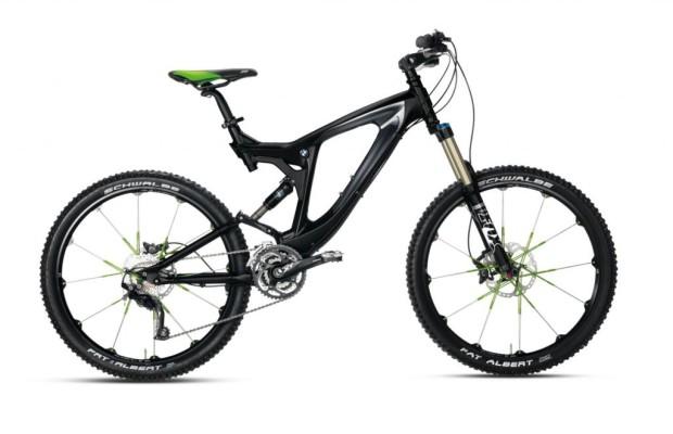 BMW Fahrräder - Neues Design für die neue Saison