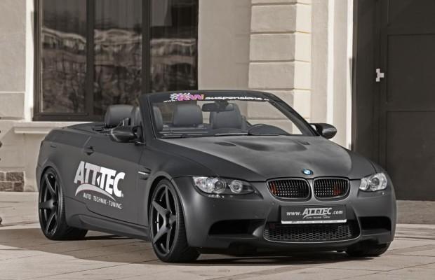 BMW M3 mit 520 PS