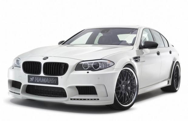 BMW M5 Hamann - Edel und stark