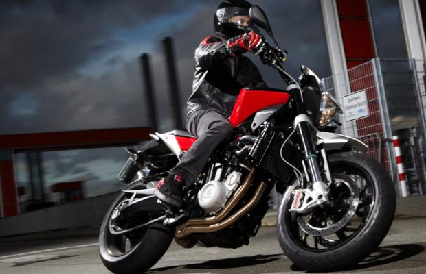 BMW Motorrad meldet das bisher beste Quartal