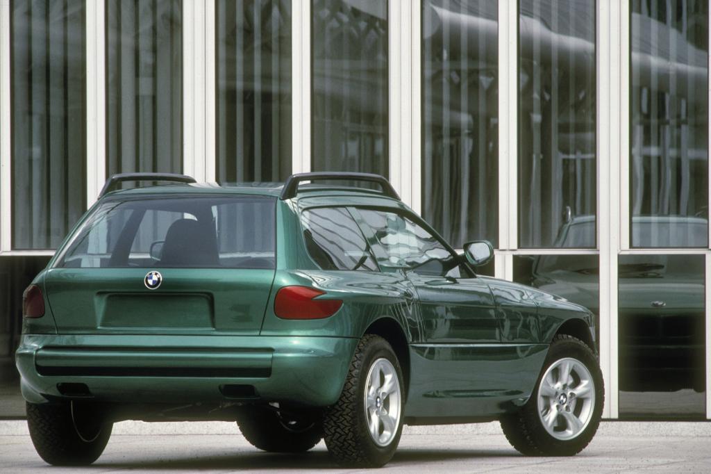 BMW Z1 Coupe Prototyp 1991