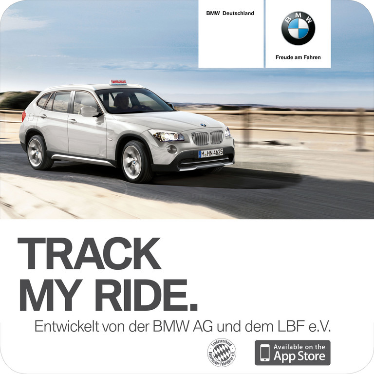 BMW hat Fahrschul-App entwickelt