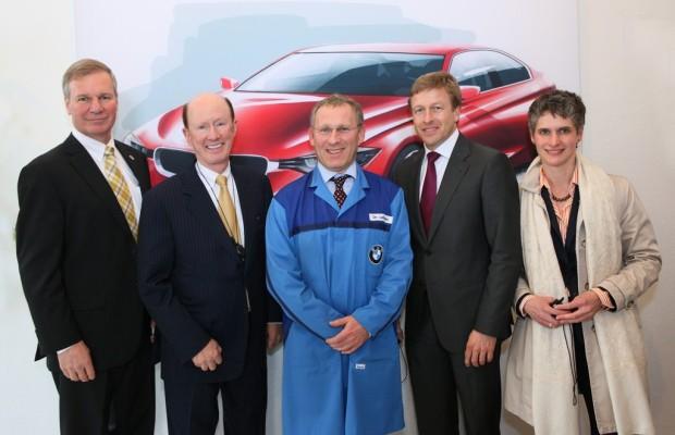 BMW kooperiert mit dem Georgia Institute of Technology
