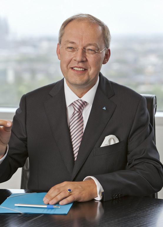 Bayerlein verstärkt das VdTÜV-Präsidium