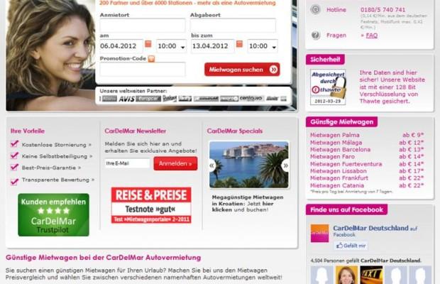 CarDelMar kooperiert mit Czech Airlines