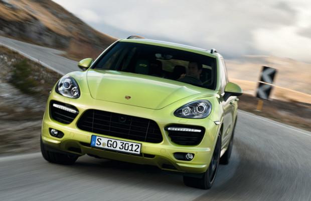China größter Markt für den Porsche Cayenne