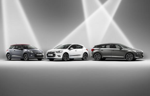 Citroën feiert zwei Jahre DS-Linie