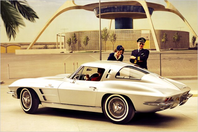 Corvette Stingray 1963