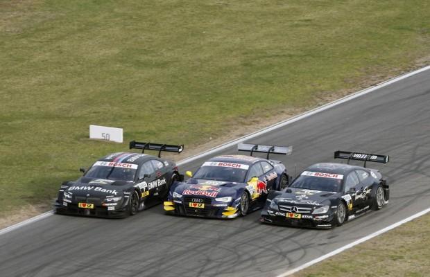 DTM 2012: Alles hört auf Bosch