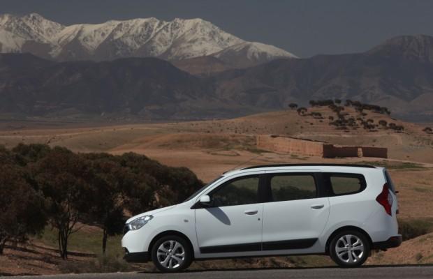 Dacia Lodgy - Van es XL sein soll