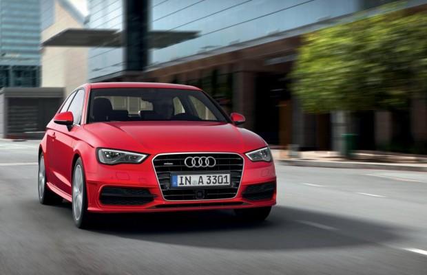 Der neue Audi A3: Top-Technik unter der Tarnkappe