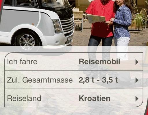 Dethleffs Reise-App ab sofort kostenlos verfügbar