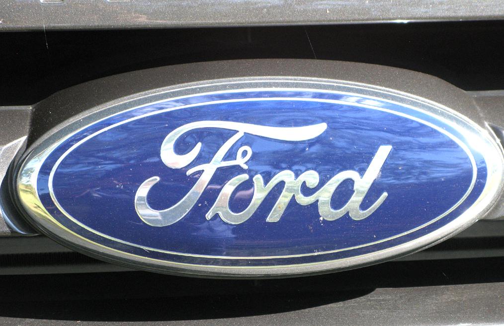 Die Marke mit dem blauen Markenoval ist auch im Pickup-Segment unterwegs.
