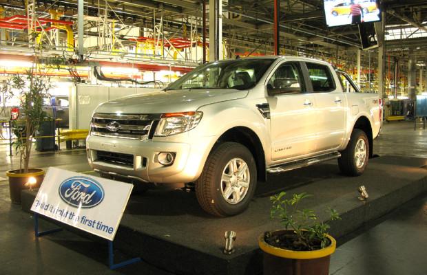 Egal ob Köln oder Peking: Globale Strategie hilft Ford auch bei Pickup