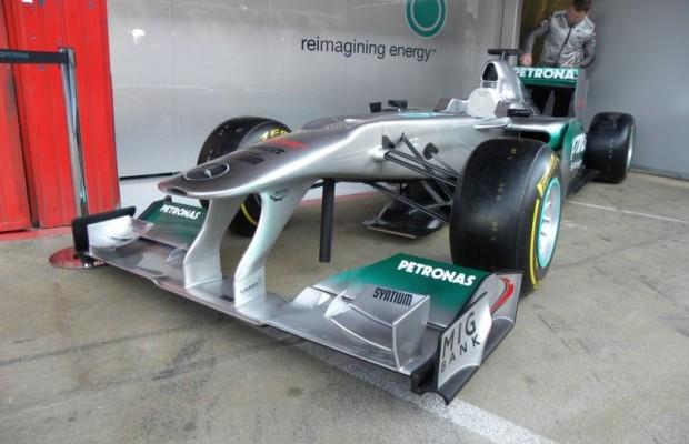 Elektro-Formel-1 startet noch 2012