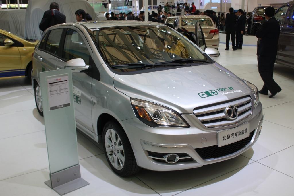 Elektromobilität in China - Starke Bremsspuren