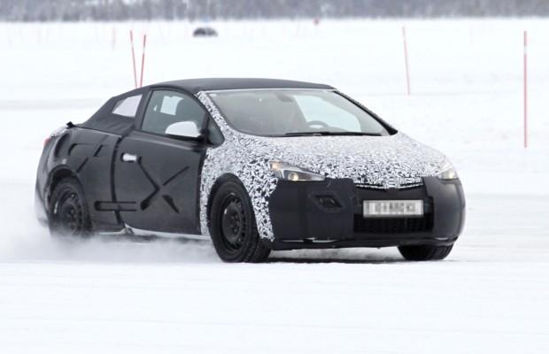 Erwischt: Erlkönig Opel Astra Cabrio – Oben ohne im Astra