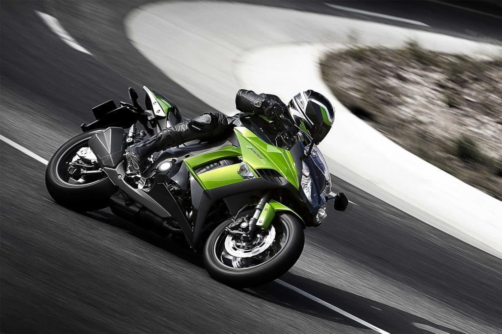 Fahrbericht Kawasaki Z 1000SX: Streetfighter im Tourendress