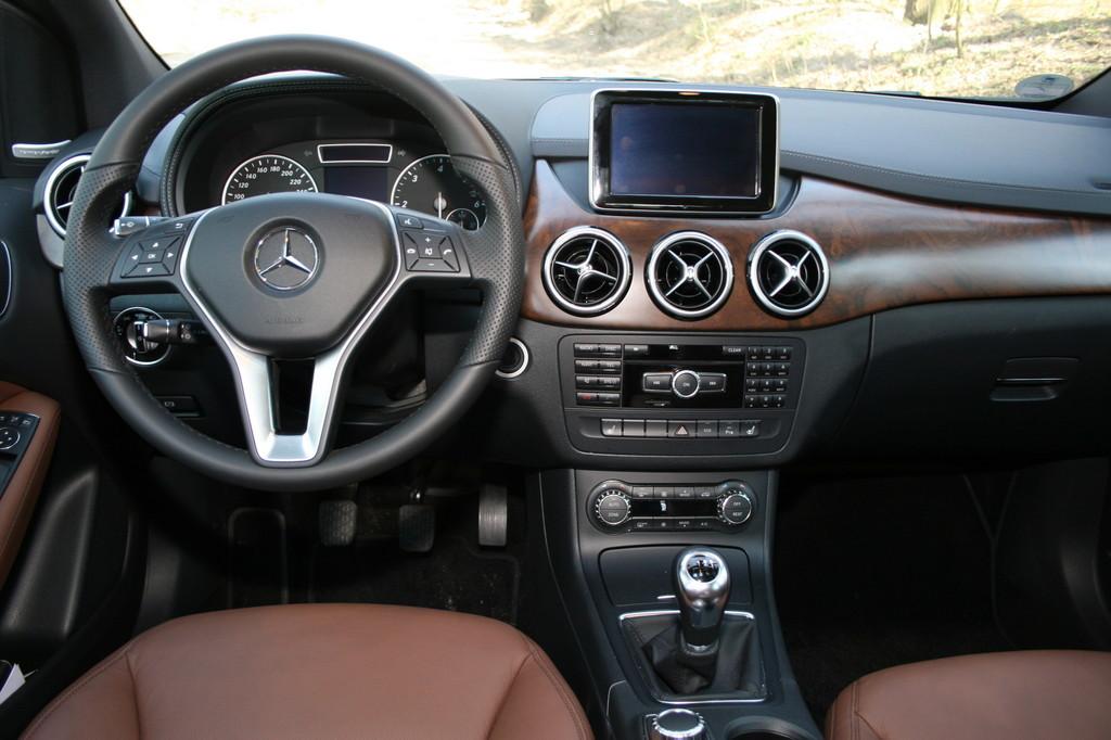 Fahrbericht Mercedes-Benz B 200 CDI: Wer bietet mehr?