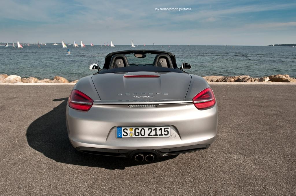 Fahrbericht Porsche Boxster S (981) – Die Gier nach Kurvenfutter