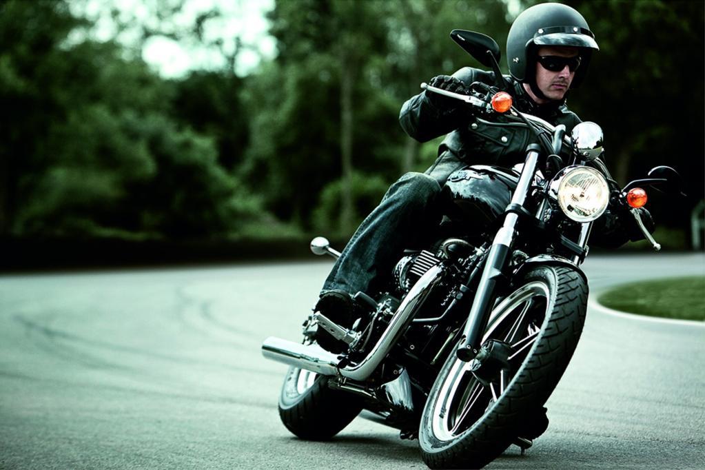 Fahrbericht Triumph Speedmaster: Sport im Retro-Stil