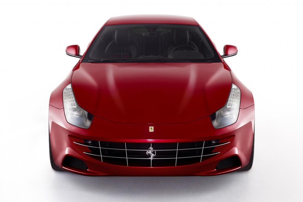 Ferrari FF - Großzügiger Supersportler