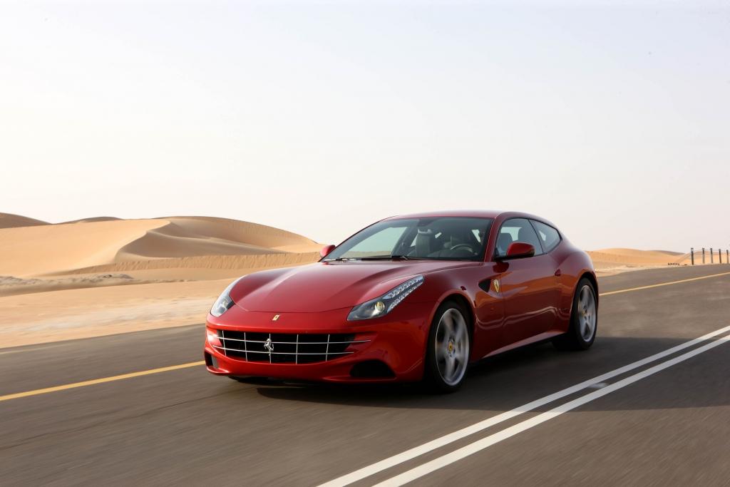 Ferrari FF - Zwei Seelen in einer breiten Brust