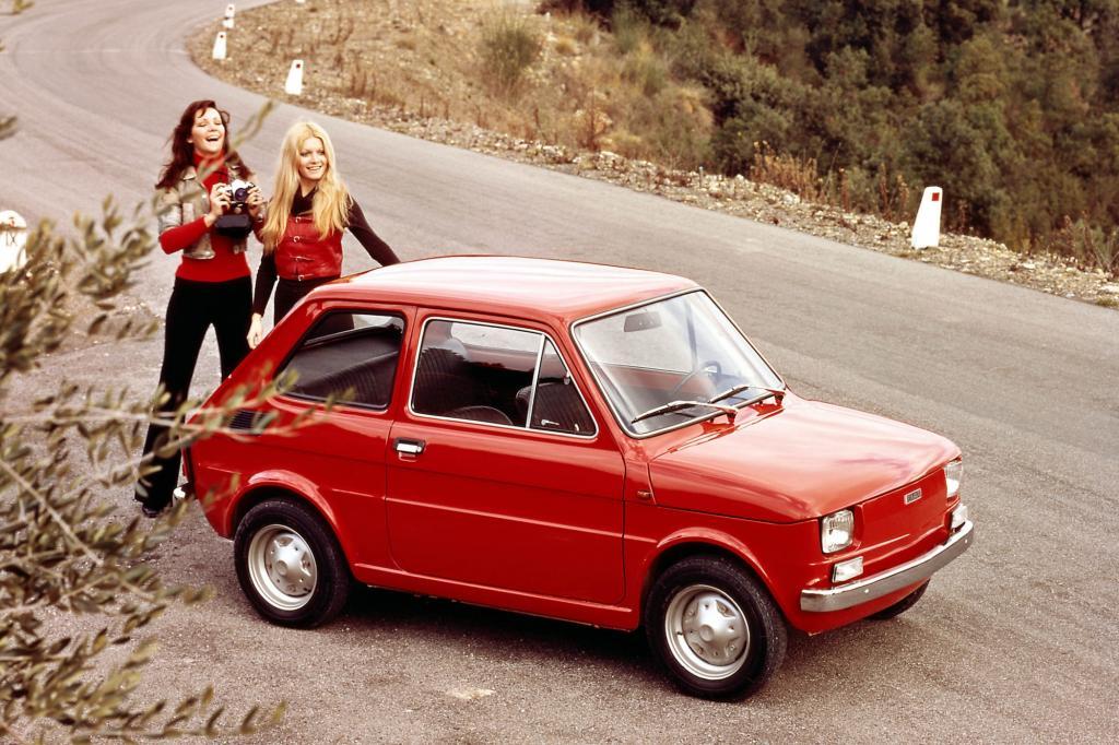 Fiat 126 ab 1972