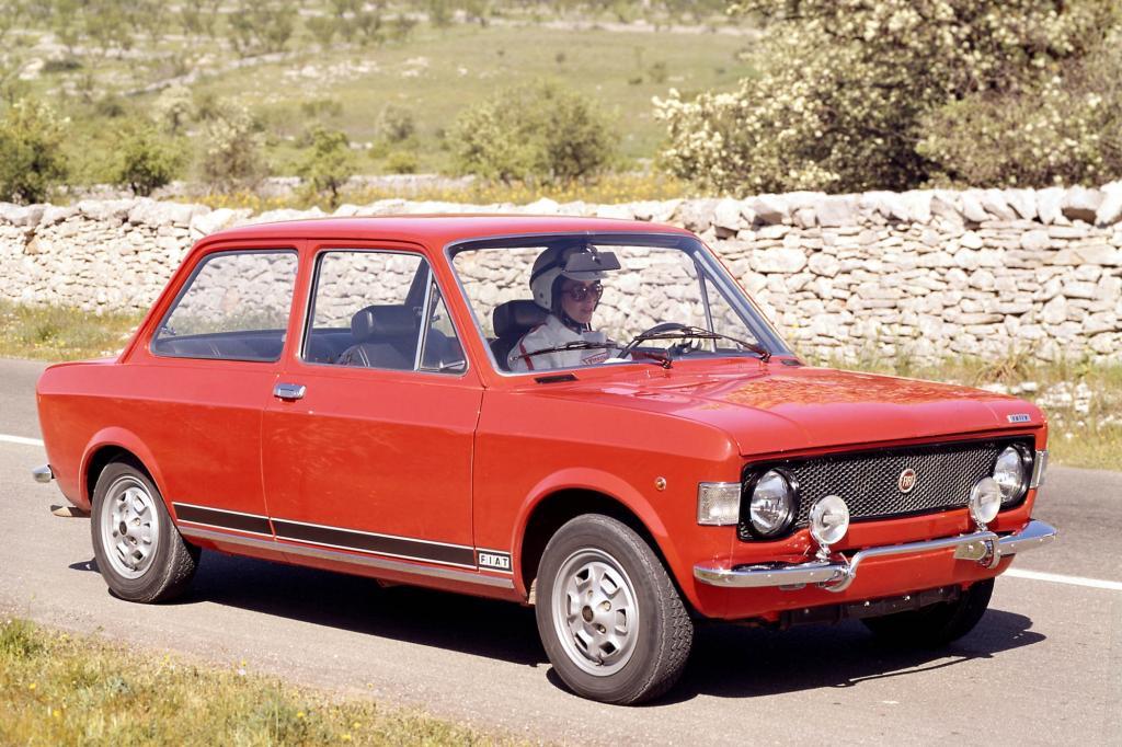 Fiat 128 Rallye ab 1972