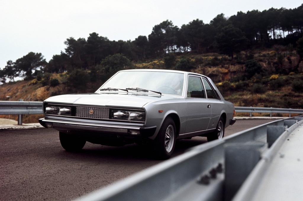 Fiat 130 Coupe ab 1971