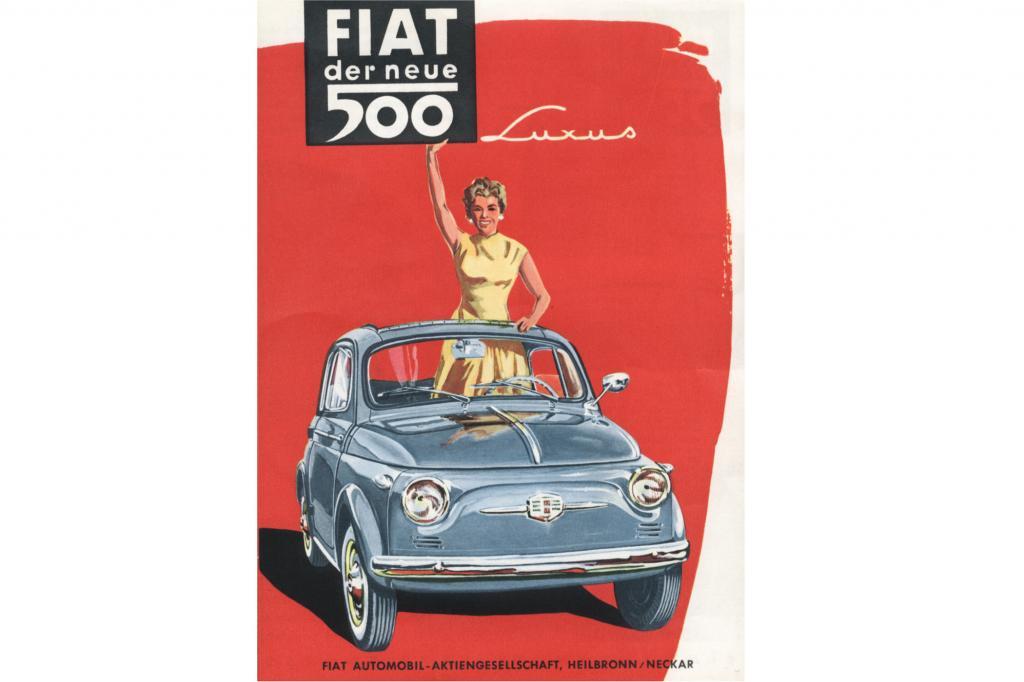 Fiat 500ab 1957